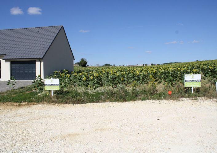 A vendre Saint Martin D'auxigny 36003506 Mon terrain ideal