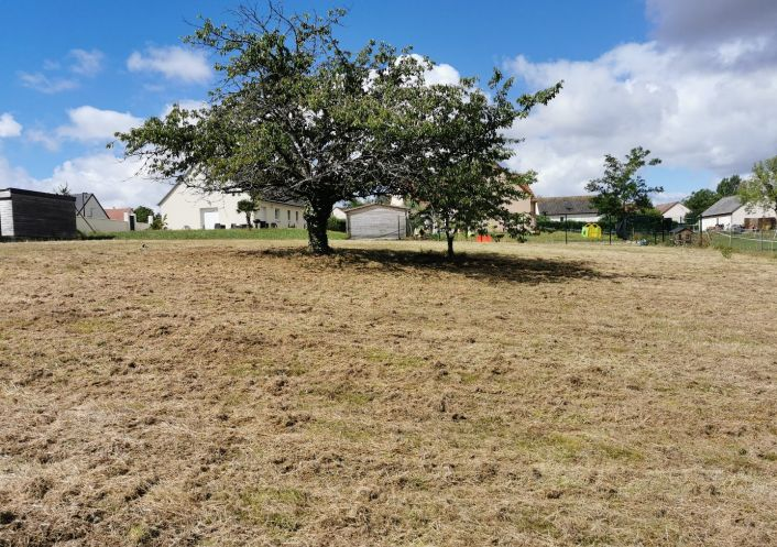 A vendre Plaimpied Givaudins 36003637 Mon terrain ideal