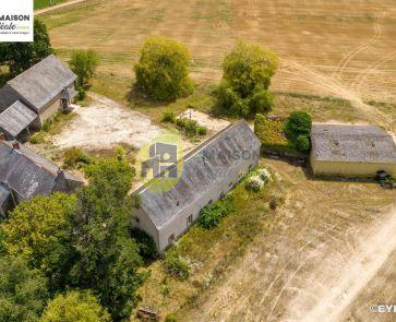A vendre Saint Martin D'auxigny 36002835 Ma maison ideale