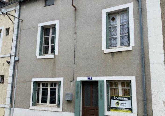 A vendre Maison mitoyenne Saint Gaultier | R�f 36002924 - Ma maison ideale