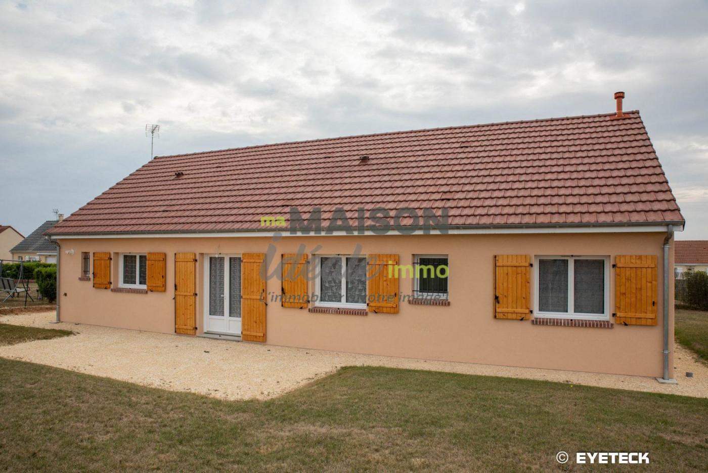 A vendre Savigny En Septaine 36003388 Ma maison ideale