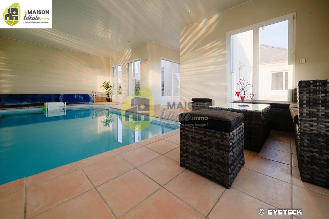 A vendre Saint Doulchard 36003472 Ma maison ideale