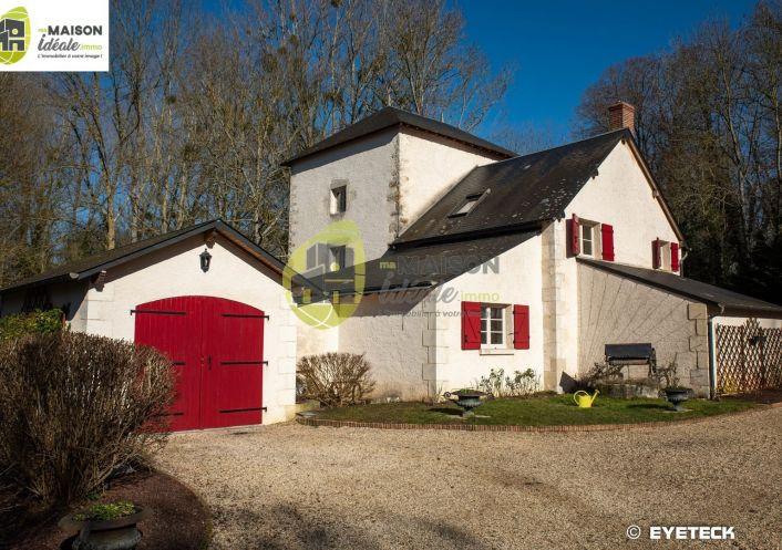 A vendre Savigny En Septaine 36003474 Ma maison ideale