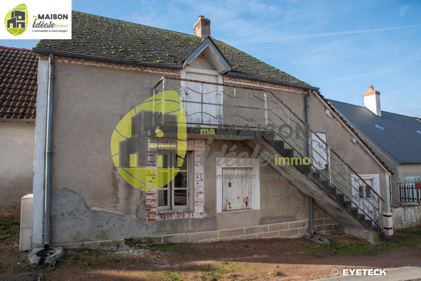 A vendre Farges En Septaine 36003489 Ma maison ideale