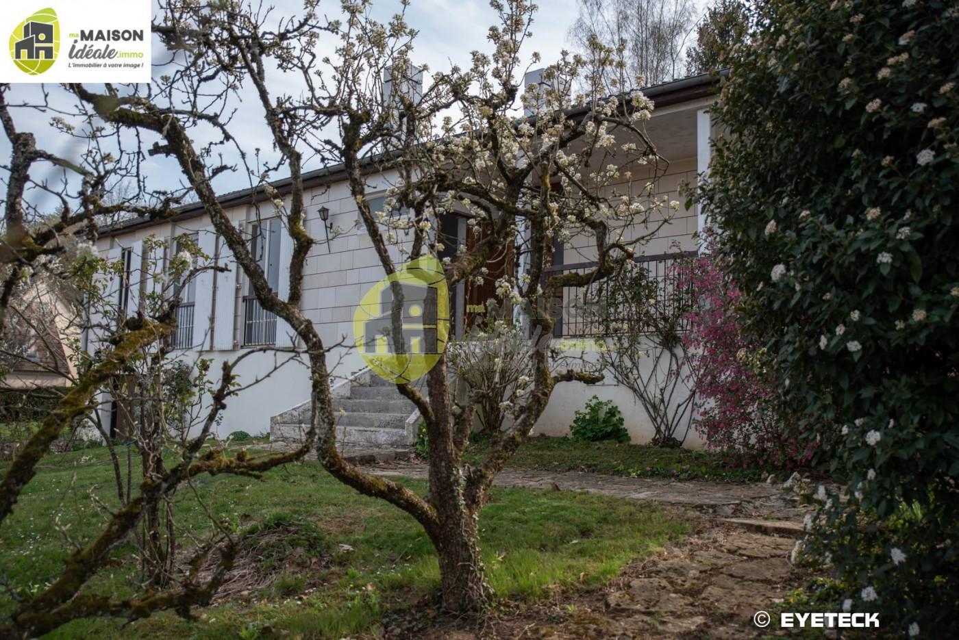 A vendre Saint Martin D'auxigny 36003549 Ma maison ideale