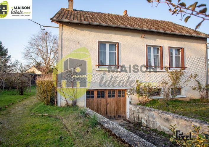 A vendre Dun Sur Auron 36003732 Ma maison ideale