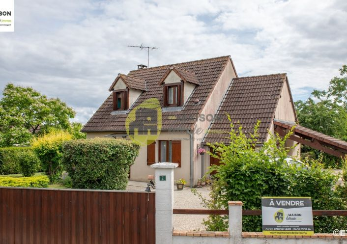 A vendre Saint Caprais 36003815 Ma maison ideale