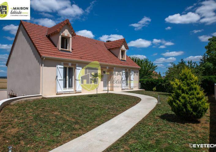 A vendre Soulangis 36003818 Ma maison ideale