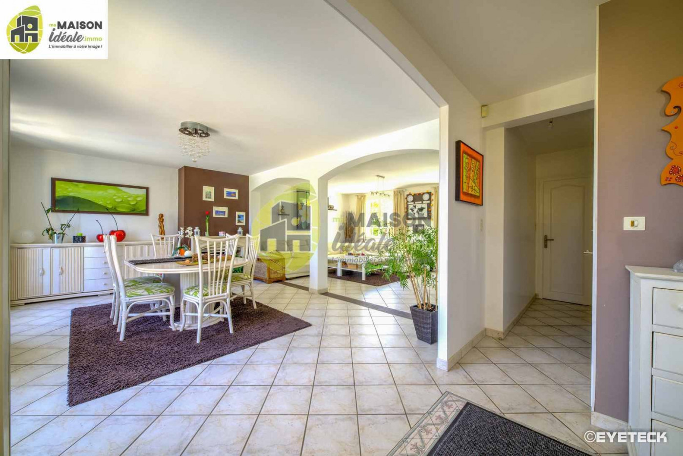 A vendre Saint Georges Sur Moulon 36003831 Ma maison ideale