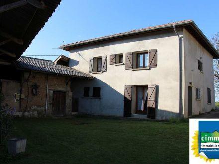 A vendre Sainte Anne Sur Gervonde 380131039 Cimm immobilier