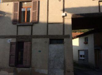 A vendre Saint Barthelemy De Beaurepai 380141092 Portail immo