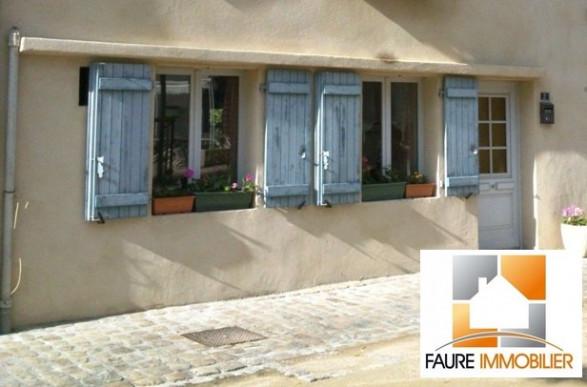 A vendre Cremieu 38015593 Faure immobilier