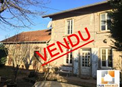 A vendre Maison Optevoz | Réf 38015660 - Faure immobilier