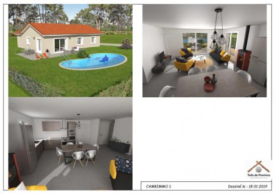 A vendre Saint Chef 38015799 Faure immobilier