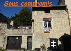 A vendre Maison en pierre Cremieu   Réf 38015940 - Faure immobilier