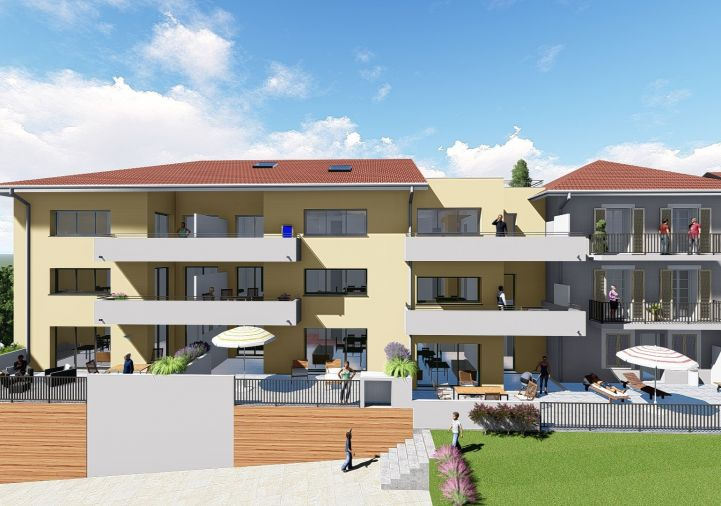 A vendre Appartement Voreppe | R�f 380204377 - Immo'z-bspi