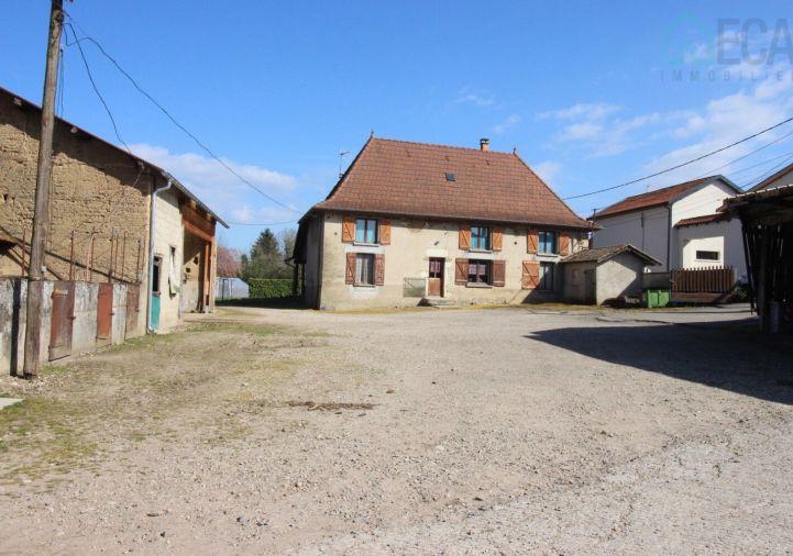 A vendre Maison Bourgoin Jallieu | R�f 380222988 - Eca immobilier morestel