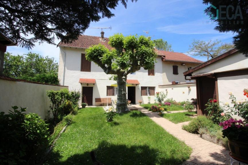 A vendre  Briord | Réf 380223118 - Eca immobilier morestel