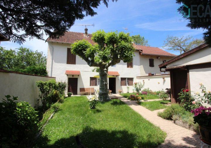 A vendre Maison de village Briord | R�f 380223118 - Eca immobilier morestel