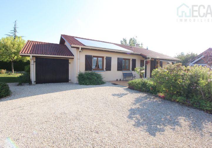 A vendre Maison Saint Chef | R�f 380223398 - Eca immobilier morestel