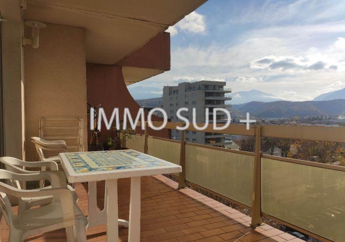 A vendre Appartement Echirolles   Réf 380381691 - Immo sud plus