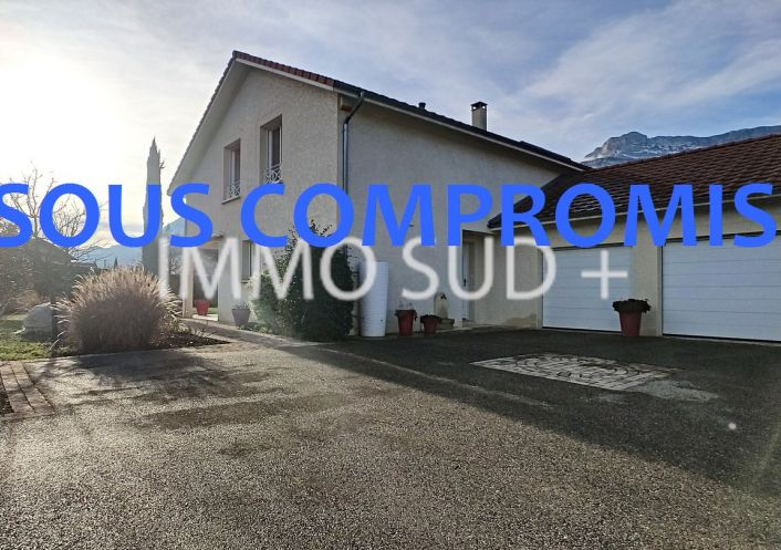 A vendre Maison Varces Allieres Et Risset | Réf 380381738 - Immo sud plus