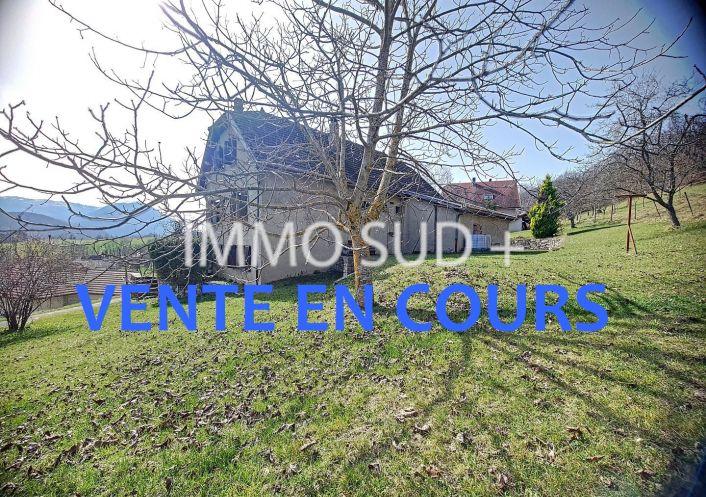 A vendre Maison Saint Martin De La Cluze | Réf 380381844 - Immo sud plus