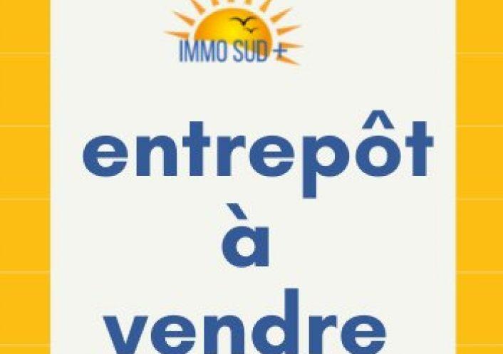 A vendre Locaux d'activité Le Pont De Claix | Réf 380381885 - Immo sud plus