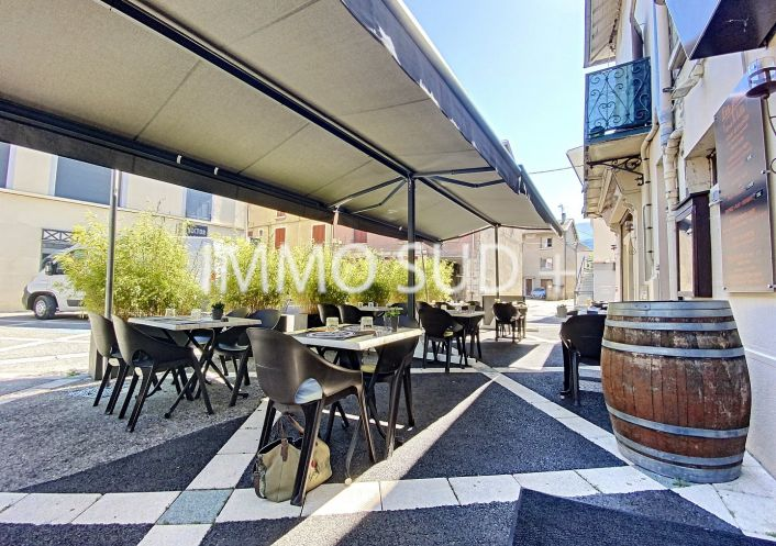 A vendre Restaurant Grenoble   Réf 380381932 - Immo sud plus