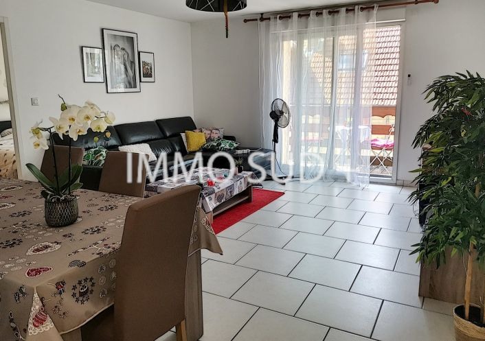 A vendre Appartement en résidence Sechilienne   Réf 380382082 - Immo sud plus
