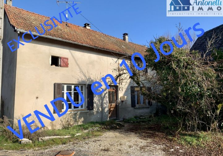 A vendre Maison en pierre Courtenay | Réf 38039112 - Antonelli immo