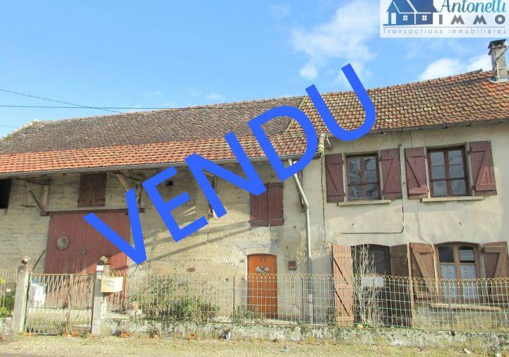 A vendre Maison à rénover Arandon | Réf 38039113 - Antonelli immo