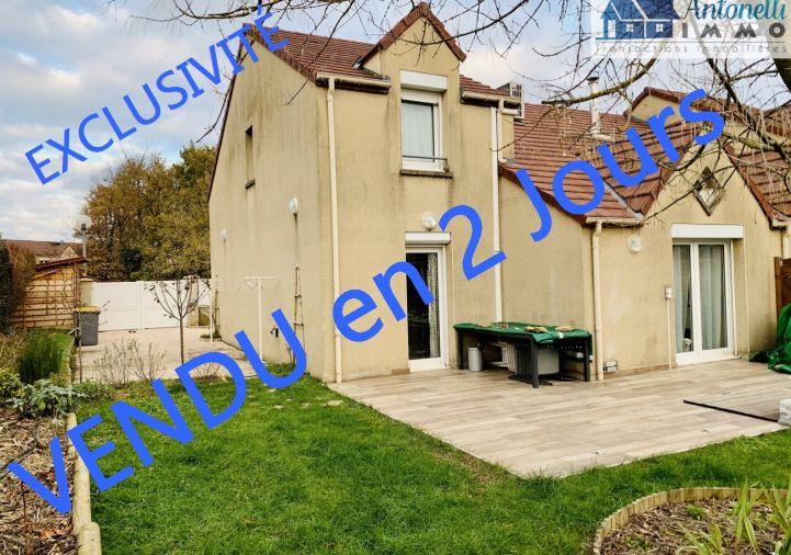 A vendre Maison mitoyenne Villefontaine   Réf 38039114 - Antonelli immo