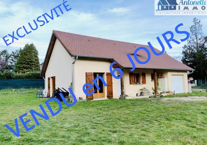 A vendre Villa Dolomieu   Réf 38039115 - Antonelli immo