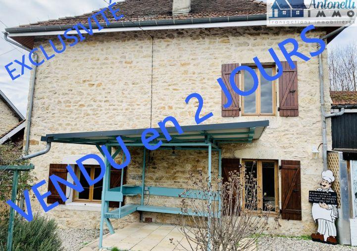 A vendre Maison en pierre Serrieres De Briord | Réf 38039118 - Antonelli immo
