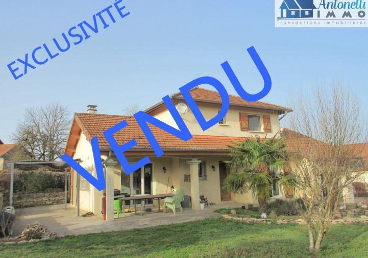A vendre Villa Montalieu Vercieu   Réf 38039121 - Antonelli immo
