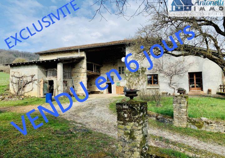 A vendre Moulin Saint Martin Du Mont   Réf 38039123 - Antonelli immo