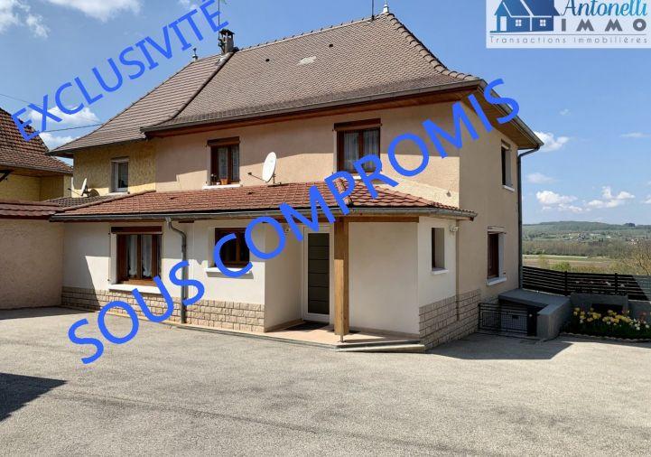 A vendre Maison Vasselin   Réf 38039129 - Antonelli immo