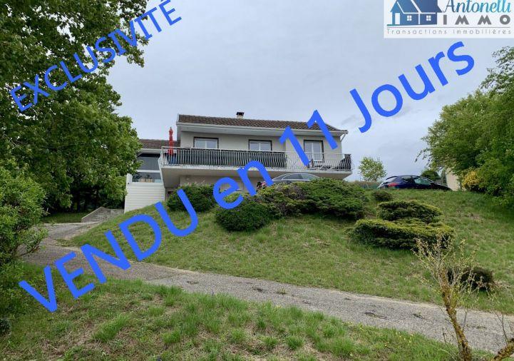 A vendre Maison Tramole   Réf 38039133 - Antonelli immo