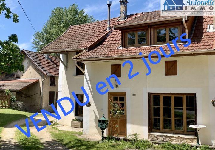 A vendre Maison en pierre Courtenay   Réf 38039136 - Antonelli immo
