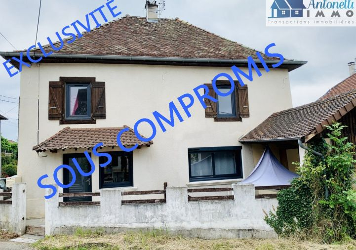 A vendre Maison rénovée Passins   Réf 38039137 - Antonelli immo