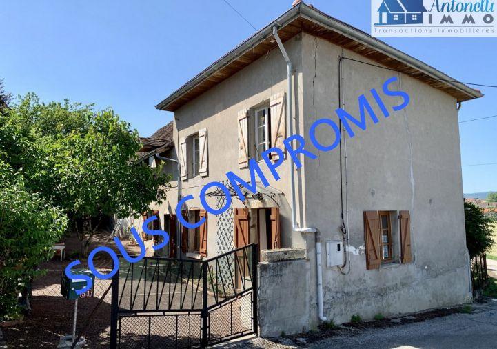 A vendre Maison Saint Victor De Morestel   Réf 38039138 - Antonelli immo