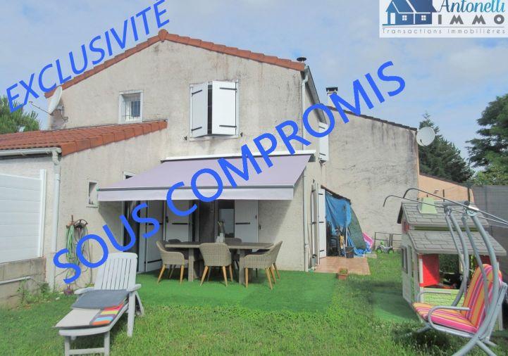 A vendre Maison mitoyenne Montalieu Vercieu   Réf 38039141 - Antonelli immo