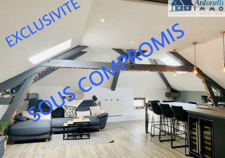 A vendre Appartement rénové Beaucroissant   Réf 38039145 - Antonelli immo