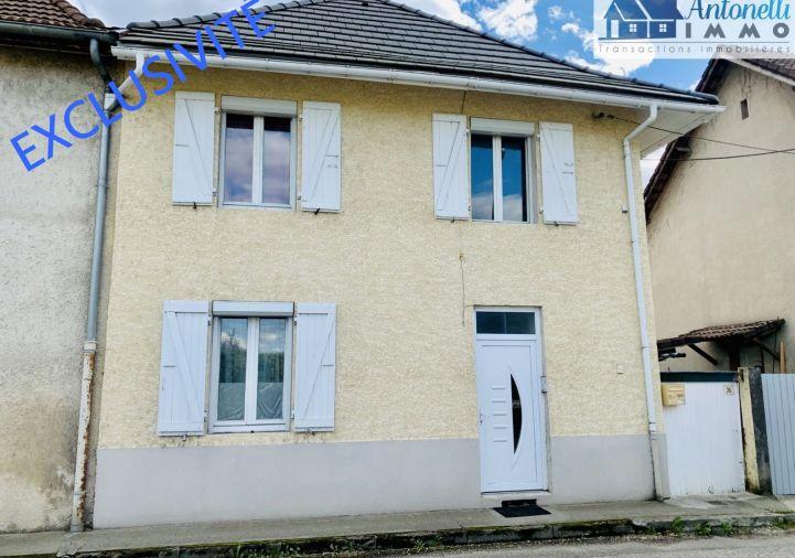 A vendre Maison de ville Le Pont De Beauvoisin   Réf 38039149 - Antonelli immo