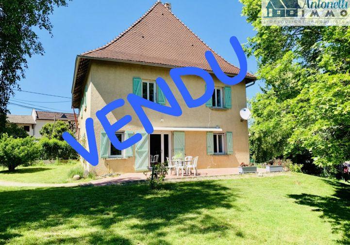 A vendre Maison Biol   Réf 3803915 - Antonelli immo