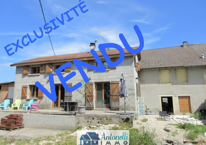 A vendre Maison Cremieu   Réf 3803922 - Antonelli immo