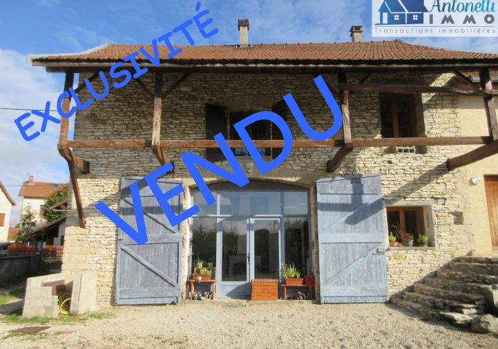 A vendre Maison Cremieu   Réf 3803956 - Antonelli immo