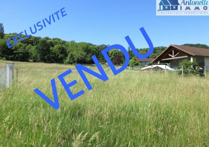 A vendre Terrain Sermerieu | Réf 3803980 - Antonelli immo