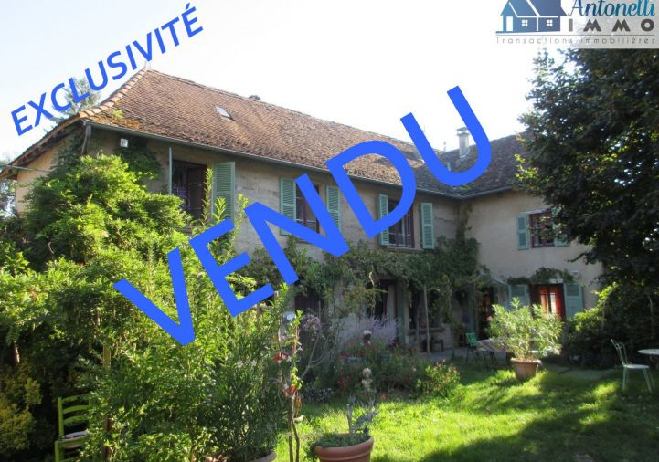 A vendre Maison Vezeronce Curtin   Réf 3803996 - Antonelli immo